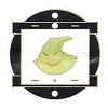 Disney Mystery Pin - Animation Art - Oogie Boogie