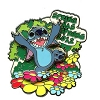 Disney First Day of Spring Pin - 2012 Stitch - Spring Has Sprung