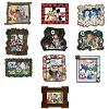Disney Mystery Pin - Characters Portraits - 20 Pin COMPLETE Set