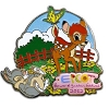 Disney Flower & Garden Festival Pin - 2012 Bambi Vacation Club