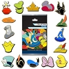 Disney Mystery Pin - Character Hats - COMPLETE Pin Set
