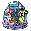 Disney Easter Pin - 2012 Mickey Mouse and Minnie