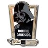 Disney Star Wars Weekend Pin - 2012 Darth Vader Sculpted Lightsaber