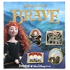 Disney Booster Pin Collection - Pixar Brave