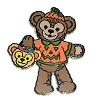 Disney Halloween Pin - Halloween - Duffy the Disney Bear