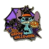 Disney DVC Pin - Disney Vacation Club - Halloween 2012 Stitch