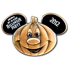 Disney Mickey's Not So Scary Halloween Party Pin - 2012 Passholder