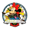 Disney Food & Wine Festival Pin - 2012 DVC - Minnie Mouse