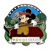 Disney Food & Wine Festival Pin - 2012 Mickey Mouse