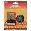 Disney Lanyard Medal and Pin - Epcot 30th Anniversary