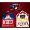 Disney Mickey's Circus Pin - Passholder Invitation and Pin