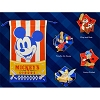 Disney Mickey's Circus Pin Set - Peanuts and Trading Bag