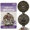 Disney Passholder Pin - Epcot 30th Anniversary Pin - Mickey Minnie LE