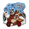 Disney First Day of Winter Pin - 2012 BRRRRING On Winter Chip 'n Dale