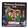 Disney Christmas Pin - Christmas Countdown Lady & The Tramp