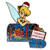 Disney Season Greetings Pin - 2012 Pop Century Resort