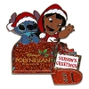 Disney Season Greetings Pin - 2012 Polynesian Resort