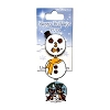 Happy Holidays Snowman Pin - 2012 Chip 'n Dale