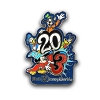 Disney Annual Pin - 2013 Logo - Mickey and Friends