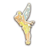 Disney Tinker Bell Pin - Tinkerbell - Letters
