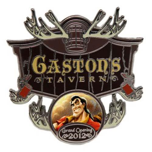 Your WDW Store Disney New Fantasyland Pin Gastons