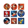 Disney Mystery Pin - Dated 2013 - 2 Random