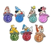 Disney Mini-Pin Collection - Walt Disney World 2013 - Mickey & Pals