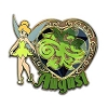 Disney Tinker Bell Birthstone Collection Pin - August - 2013