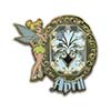 Disney Tinker Bell Birthstone Collection Pin - April - 2013