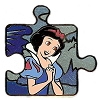 Disney Mystery Pin - Character Connection - Snow White - Chaser