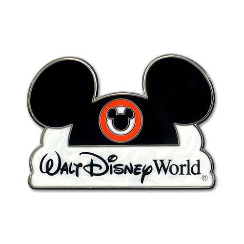 Disney Disney World Logo Pin Walt Disney World Resort Ear Hat Logo_p_21987 on Number 10 Puzzle