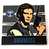 Disney Mystery Pin - Star Wars Zodiac - Han Solo - Aries