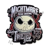 Disney Jack Skellington Pin - Nightmare Before Christmas - 20th Anniversary