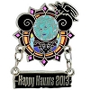 Disney Happy Haunts Pin - 2013 Leota