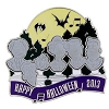 Disney Halloween Pin - Singing Hunted Mansion Busts