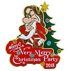 Disney Very Merry Christmas Party Pin - 2013 Grumpy Annual Passholder