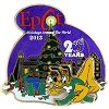 Disney Holidays Around The World Pin - 2013 DVC Pluto