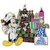Disney Gingerbread House Pin - 2013 Contemporary Resort Mickey