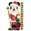 Disney Christmas Pin - 2013 Tier Nutcracker Mickey Mouse
