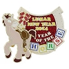 Disney Chinese New Year Pin - 2014 - Year of the Horse - Bullseye