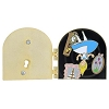 Disney Keyhole Pin - Alice through the Keyhole