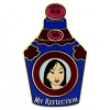Disney Eau De Magique Pin - Mulan Perfume Bottle