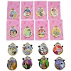 Disney Mystery Pin - Disney Couples - Reveal Conceal - Complete Set