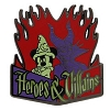 Disney Rock Your Disney Side Pin - Heroes & Villains Mickey Maleficent
