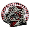 Disney Pin - Star Wars - Darth Vader Helmet