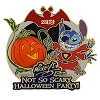 Disney Mickey's Not So Scary Halloween Party Pin - 2014 Stitch