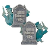 Disney Halloween Pin - Haunting Halloween 2014 - Dueling Ghosts