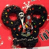Disney Christmas Pin - Seasons Screamings 2014 - Jack and Sally