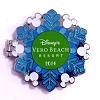 Disney Resort Holidays Pin - 2014 Vero Beach - Squirt