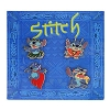 Disney 4 Pin Booster Set - Stitch Personalities